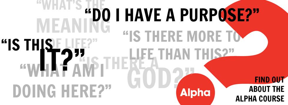 Alpha at St Columba's